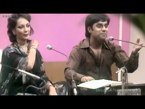 Jagjit & Chitra Singh Punjabi Tappe