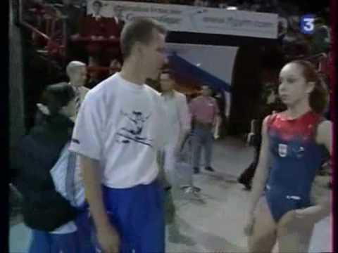 Story of a gymnast Verona van de Leur Sad