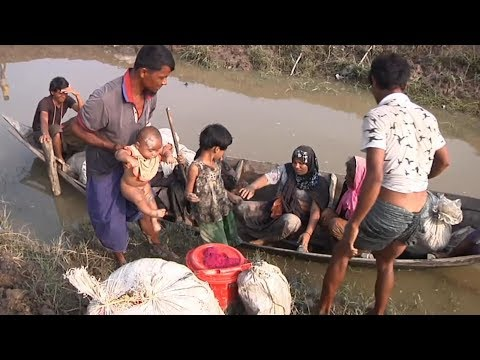 Xxx Mp4 The Rohingya Fleeing For Their Lives In Myanmar Head For Bangladesh 3gp Sex