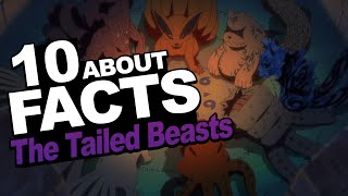 10 Facts About The Tailed Beasts You Should Know!!! w/ ShinoBeenTrill