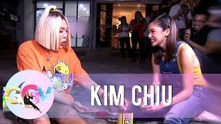 GGV: Kim and Vice Ganda earn money by singing Christmas carols on the streets