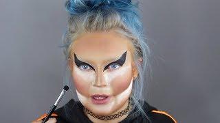 I tried to do drag makeup