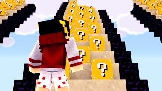 Minecraft: A ULTIMA ESCADONA? ‹ AMENIC ›
