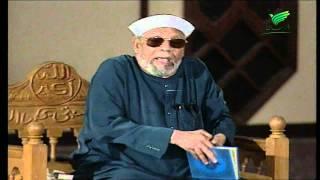 سورة محمد الحلقة 6 للشيخ محمد متولي الشعراوي HD