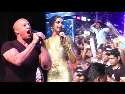Xxx Mp4 XXx Return Of Xander Cage Vin Diesel S CRAZY Fan Interaction Full Video HD Deepika Padukone 3gp Sex