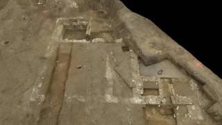Fouilles archéologiques à Saint-Clément (Yonne) réalisées par l