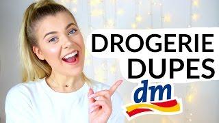 MEGA GÜNSTIGE DROGERIE DUPES zu HIGH END PRODUKTEN! | COCO