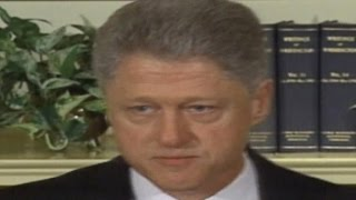 """This Day In History: Bill Clinton says """"I did not have sexual relations with that woman"""""""