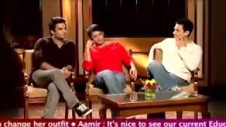 """""""Aamir is supremely secure"""" - Madhavan"""