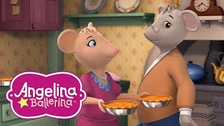Angelina Ballerina 👪 The Best Parents in the World 👪 Mrs. and Ms. Mouseling Best Moments 🎵