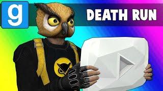 Gmod  Deathrun Funny Moments - Diamond Play Button! (Garry