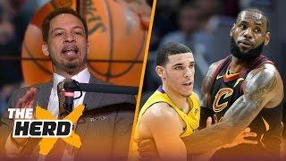 Chris Broussard compares Lonzo Ball to LeBron James, Talks OKC Thunder