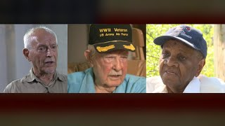 WWII vets weigh in on Trump and Charlottesville