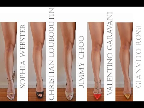 Xxx Mp4 Designer Shoe Collection Review Jimmy Choo Louboutin Valentino Gianvito Rossi Sophia Webster 3gp Sex