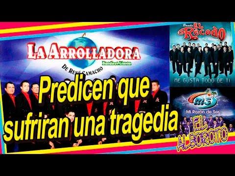 Predicen TRAGEDlA a integrante de famosa banda.