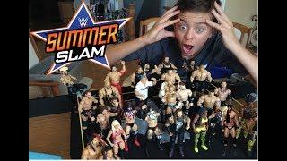 WWE Summer Slam Predictions 2017