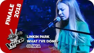Linkin Park - What I've Done (Oliwia) | Finale | The Voice Kids 2018 | SAT.1