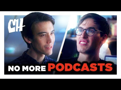 Don't Start a Podcast Hardly Working