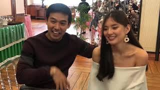 "Ken Chan jokes on Arra San Agustin: ""Ikakasal na kami!"" and on Special Tatay"