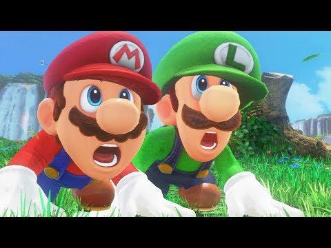 Xxx Mp4 Super Mario Odyssey Mario Amp Luigi Walkthrough Part 1 3gp Sex
