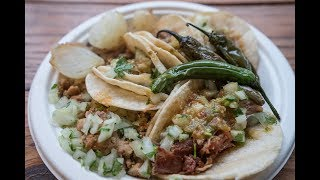 THE BEST TACOS EVER - SEATTLE TACO TRUCK