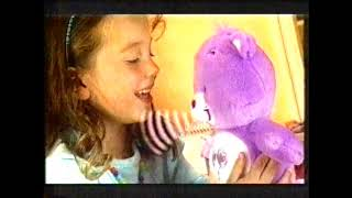 2004 Care Bears Secret Whispers Share Bear TV Commercial
