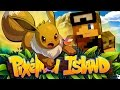 Pixelmon Island Smp Eevee Episode 5 Minecraft Pokemon Mod