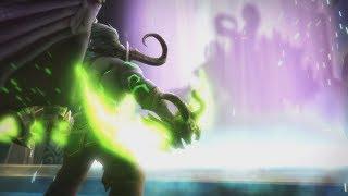 The Story of Antorus, the Burning Throne [Lore]