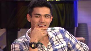 Xian Lim on MARTIN LATE @ NIGHT 04.05.13