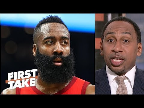 James Harden would get my MVP vote over Giannis – Stephen A. First Take