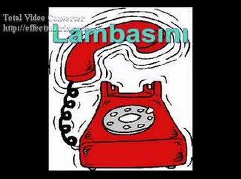 Telefon Şakası Küfürlü 2