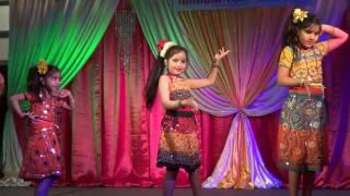 yashhika's tamil dance-may 2016