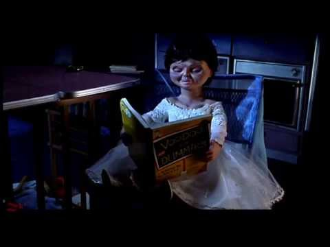 THE DELIVERY TIFFANY FIGURING OUT HOW TO BE HUMAN AGAIN BRIDE OF CHUCKY 1080pHD