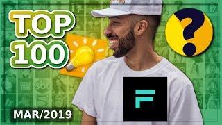 Os MAIORES Canais Do YouTube Brasil (MAR 2019) Funketon, Você Sabia?, IDEIAS INCRÍVEIS