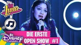 SOY LUNA - Open Music Show #1 aus Staffel 2 | Disney Channel Songs