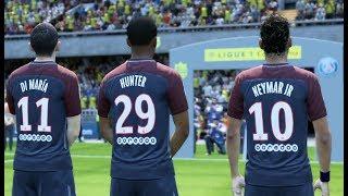 FIFA 18 THE JOURNEY O FILME DUBLADO 02 HUNTER E NEYMAR