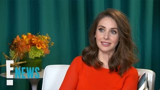 Alison Brie Gushes Over Fiance Dave Franco | Celebrity Sit Down |  E! News