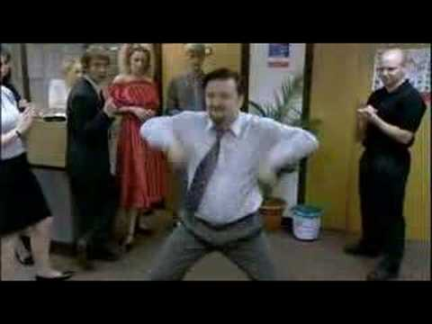 The Office, David Brent's Charity Dance