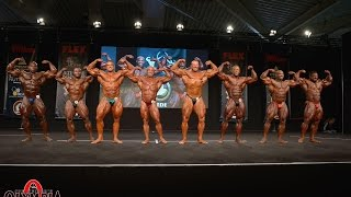 Mr.Olympia Europe 2016 - Prejudging #5  -