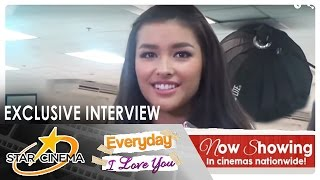 Liza Soberano talks about 'Everyday I Love You'