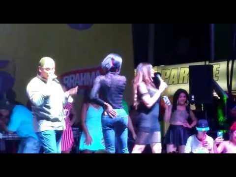 Concurso baile chapa que vibra