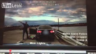 Maine State Trooper Saves A Man From His Heroin Overdose