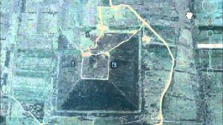 Ancient pyramids in China on Google Earth - Misteriose e Antiche piramidi in Cina