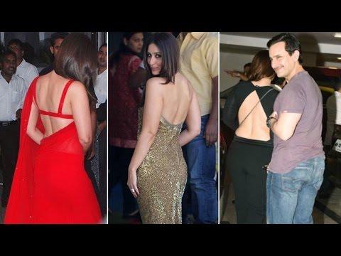 Xxx Mp4 8 Times Kareena Kapoor Khan Channeled Backless Fashion Like A Pro 3gp Sex