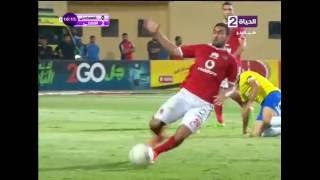 مباراة الاسماعيلى VS الاهلى 1 / 2 مباراة تتويج الاهلى بطل للدورى المصرى 2015 / 2016