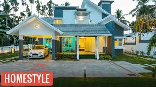Cute Home in Calicut