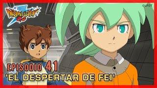 Inazuma Eleven Go Chrono Stones - Episodio 41 español «¡El despertar de Fei!»