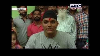 Shanky Singh | A Budding WWF Wrestler from Haryana