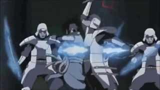Sasuke Vs Kages - When The Beat Drops [HD]