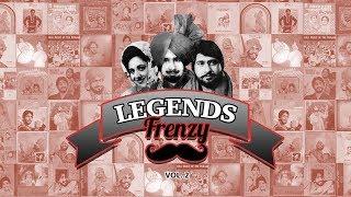 LEGENDS FRENZY - Vol.2 (feat. Manak, Shinda & Jagmohan Kaur)  |  DJ FRENZY  |  Punjabi Folk Mix 2017